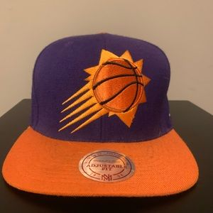 Mitchell and Ness Phoenix Suns Throwback SnapBack